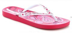 Ipanema Anatomic Lovely VII női papucs, pink/fehér, 81922-20700