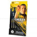 Harrows Chizzy Steel darts szett - 21 g