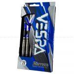 Harrows Vespa Steel Darts szett - 21 g