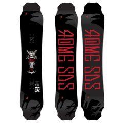 Rome SDS Hammerhead snowboard, 153cm