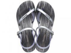 Ipanema Fashion női szandál, szürke-ezüst, 82521-20320