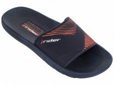Rider Montreal II férfi papucs, kék-narancs, 82325-20561