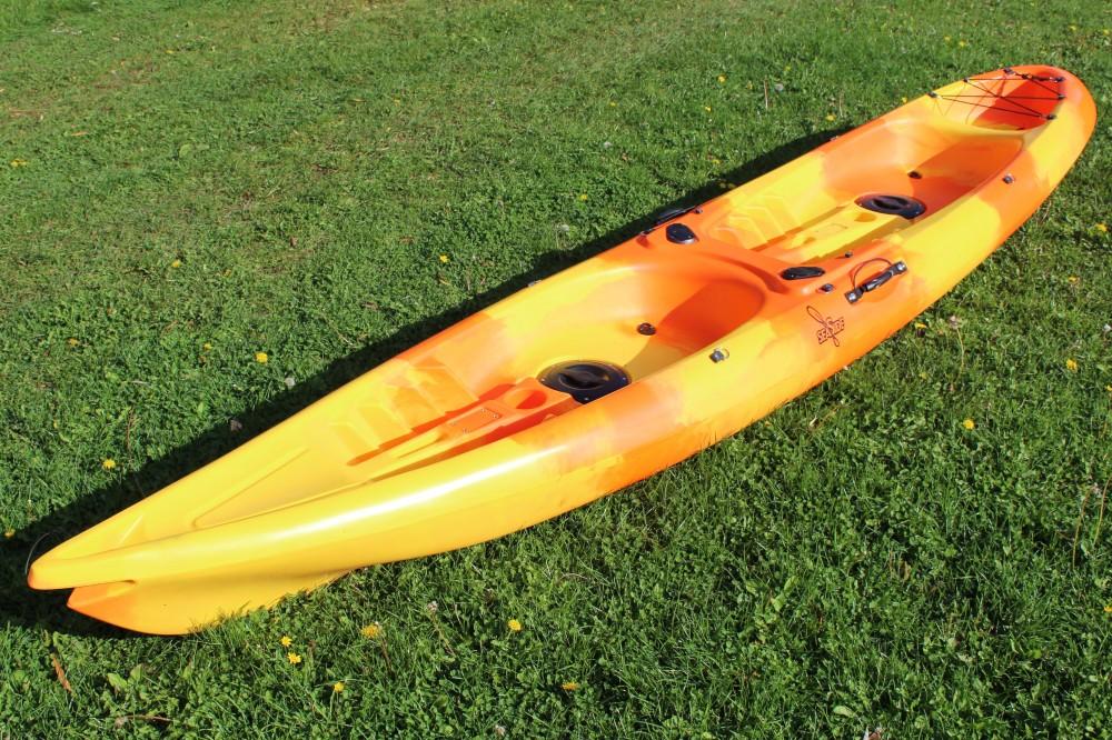SeaSide Victory Duo sit on top kétszemélyes kajak - Cala-Sport ... 38ec5580b8
