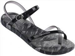 Ipanema Fashion Sandal IV női szandál, átlátszó/fekete