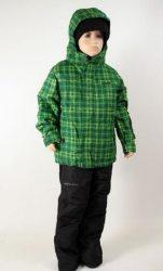 ENVY GUNNEDAH Junior síegyüttes SKI SET-J green
