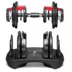 Bowflex SelectTech állítható kézisúlyzó, 2-24 kg-ig
