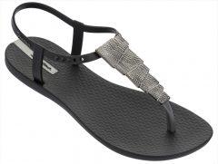 Ipanema Charm Sandal V női szandál, fekete/ezüst, 82283-22037