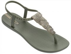 Ipanema Charm Sandal V női szandál, oliva/arany, 82283-22120