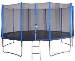 AKCIÓS! Spartan trambulin szett, 396 cm