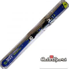 Salomon S/MAX X7R síléc + Nr Lithium 10 síkötés