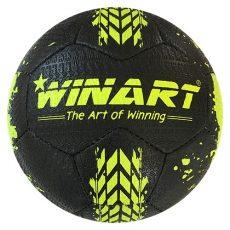 Winart Street Fighter 5-ös méretű focilabda, zöld