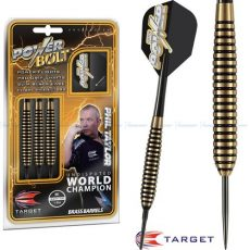TARGET steel POWER Bolt Phil Taylor darts szett - 24 g