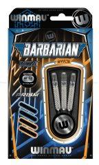 Winmau steel darts szett Barbarian - Inox steel