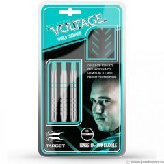 TARGET soft darts szett Rob Cross Silver Voltage