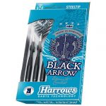 Harrows Black Arrow Steel darts szett - 21 g