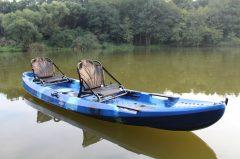 SeaSide Belo Duo sit on top kétszemélyes kajak