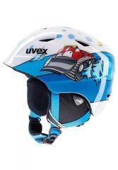 Uvex Airwing 2 Sí és snowboard bukósisak, caterpi blue