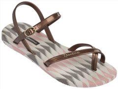 Ipanema Fashion Sandal IV női szandál, bézs/bronz
