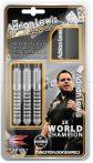 TARGET Adrian Lewis silver-jackpot steel darts szett - 20 g