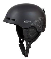 Axer Vesta sí és snowboard sisak , fekete