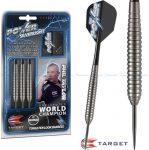 TARGET steel POWER SILVERLIGHT Phil Taylor darts szett - 22 g