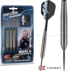 TARGET steel POWER SILVERLIGHT Phil Taylor darts szett - 22 g