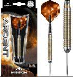 Harrows Ardent Mission steel darts szett - 23 g