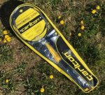 Carlton Tournament 100 - 4 ütős tollaslabda szett hálóval