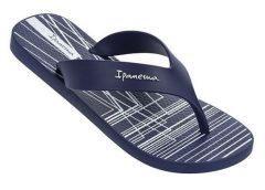 Ipanema Deck férfi papucs, kék, 25662-21119