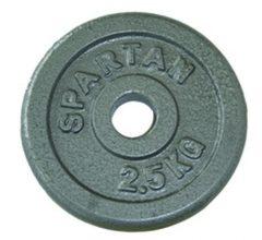 Spartan fém súlyzótárcsa 2 x 1,25kg