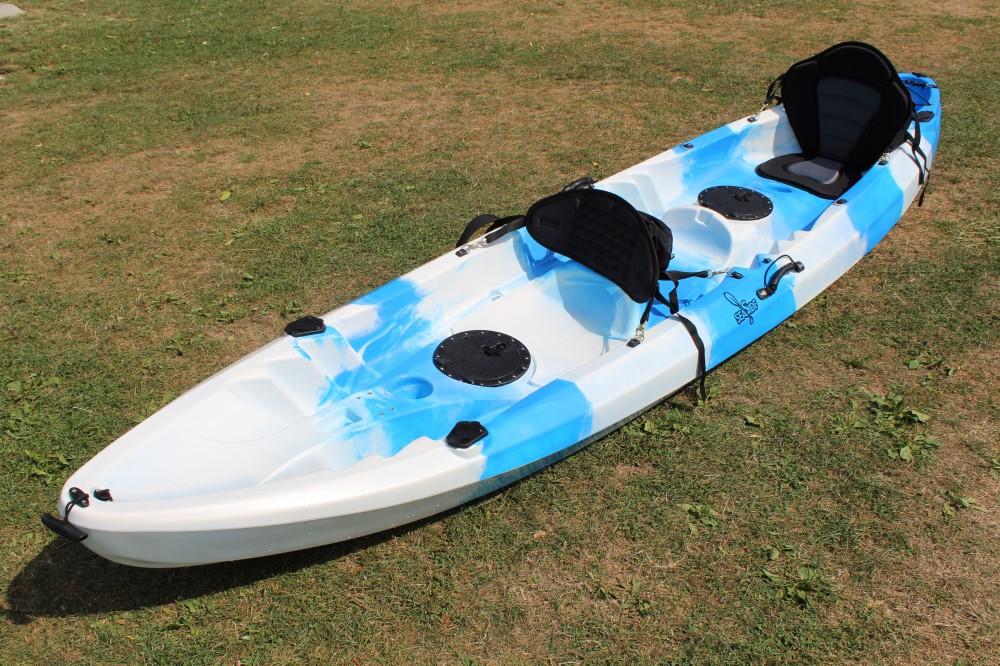SeaSide Nautilus sit on top 2+1 személyes kajak - Cala-Sport  978ef84db2