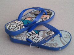 Ipanema Rio Fun Kids Gyerek Papucs Kék