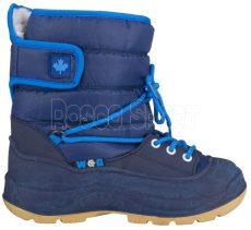 WinterGrip Velcro gyerek hótaposó, kék