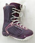 K2 Luna snowboard bakancs lila