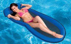 Mesh Lounge vízi napozó matrac