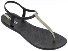 Ipanema Charm Sandal V női szandál, fekete/arany, 82283-20903