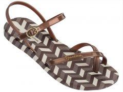 Ipanema Fashion Sandal V női szandál, beige/bronz 82291-21949