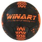 Winart Street Fighter 5-ös méretű focilabda, narancs