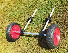SeaSide kajakszállító kocsi Sit on top kajakokhoz