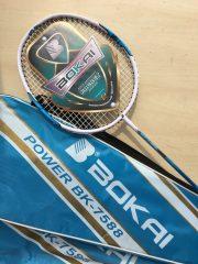 Bokai Power BK - 7588 alumínium szárú és fejű tollasütő szett