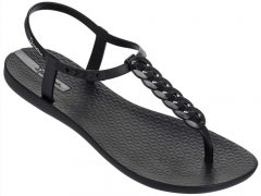 Ipanema Charm Sandal IV női szandál, fekete/fekete, 81932-20766