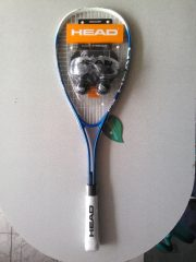 Head Nano Ti. Team Alloy Pack (AFT) squashütő szett