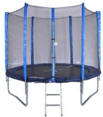 AKCIÓS! Spartan trambulin szett, 244 cm